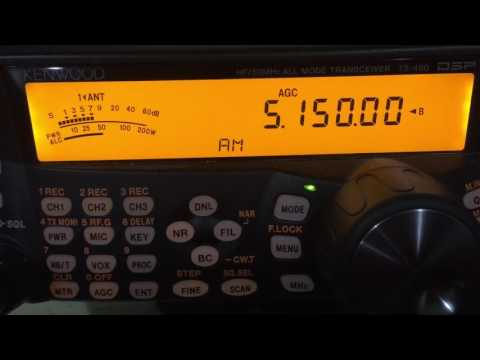 Relay Station & Relay Station Relay 5150 AM & 6925 USB 1/3/17