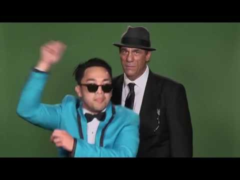 Davi vs. Psy  Gangland vs. Gangnam