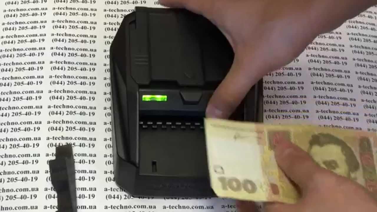 Детектор валют DoCash Cube. Автоматический с пересчетом пачки .