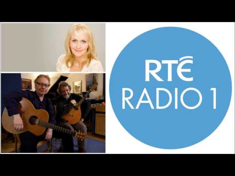Andy Irvine & Paul Brady - RTE Radio1 - Miriam Meets