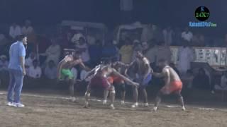 Kharak vs Balbedha Semi-Final at Kharainti Kabaddi Cup