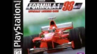 Formula one 98 soundtrack - Menu 1