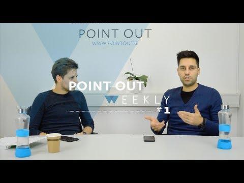 Video marketing: Zakaj in kako začeti? [POINT OUT Weekly #1]