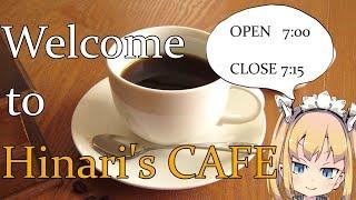 [LIVE] # 030 【理原ひなり】JDガチメイドがコーヒーを淹れる配信~あさひなり~【VTuber】