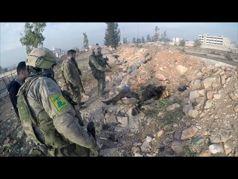 Russian Special Forces in Syria | 2016 | HD