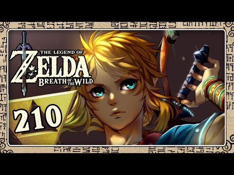 THE LEGEND OF ZELDA BREATH OF THE WILD Part 210: Krog-Suche in Schloss Hyrule