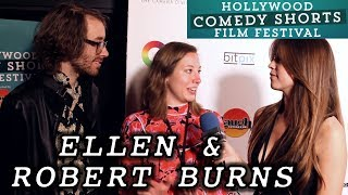 """Do Not Disturb"" Interview - 2018 Hollywood Comedy Shorts Film Festival"