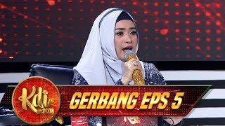 Seru! Tantangan Para Juri Untuk Menyanyikan Lagu GADIS MALAYSIA & JERA - Gerbang KDI Eps 5 (28/7)