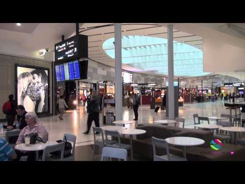 Sydney Airport International Terminal Australia