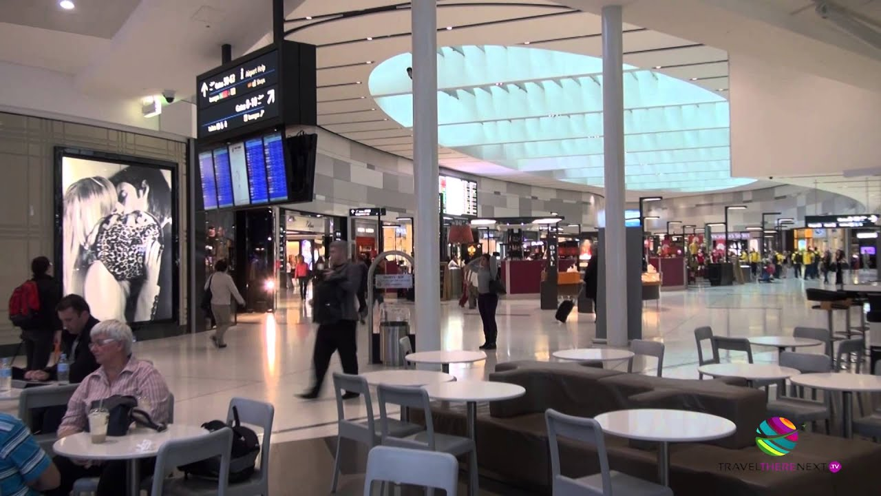 Sydney Airport Shops Sydney Airport International Terminal Australia