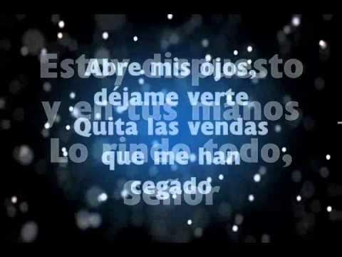 Quiero mirar tu hermosura Marco Barrientos letra - YouTube
