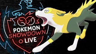 Enter BOLTUND! Pokemon Sword and Shield! Boltund Pokemon Showdown Live!