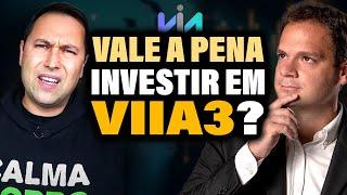 Por que eu não invisto em Via (VIIA3)? com @Economista Sincero