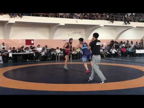 Krishan Baiyanpuria Vs Jassa Patti Part-1 At Asian Games Trials 2018 (9-06-2018)