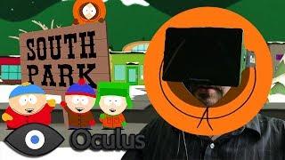 Oculus Rift DK1 - South Park VR (1440p)