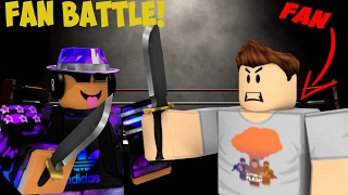 fan battles in mm2