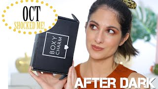 BOXYCHARM OCTOBER 2019! OMG! some great items! Try On