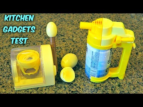 7 Kitchen Gadgets put to the Test - Part 14