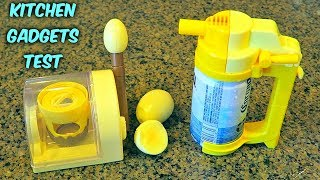 7 kitchen gadgets put to the test part 14