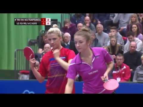 Women's Doubles Final - PG Mutual National Championships