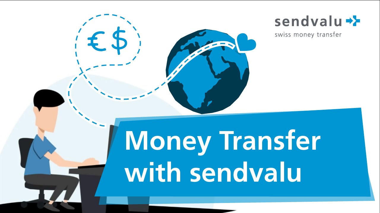Money Transfer / Send Money with sendvalu.com - YouTube