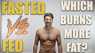 Do You Burn More Fat Training Fasted?
