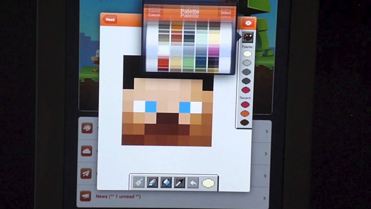 Minecraft Spielen Deutsch Minecraft Skins Fr Ipod Bild - Minecraft skins fur ipod