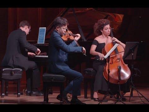 "Beethoven, Piano Trio in B-Flat Major, Op. 97, ""Archduke"" — Camerata Pacifica"