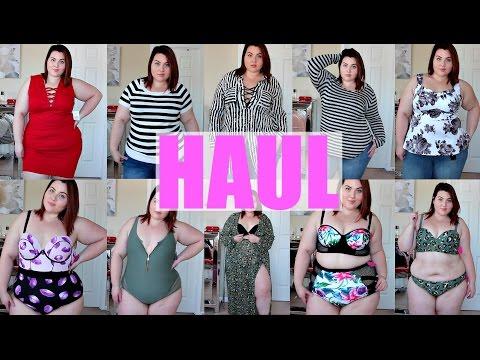 Huge Try-On Haul: Torrid, Addition Elle, Forever 21, + Swimsuits