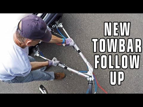 what is the best rv tow bar and tow dolly for 2018 camp addict