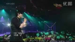 080523 Lee Seung Gi -You're inside my memories Music Bank Mp3