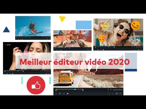 Meilleur Logiciel de Montage Vidéo 2018 - Wondershare Filmora