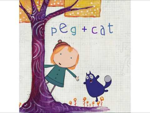 Peg and Cat Theme Song