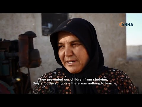 Manbij: Liberated Turkmens Speak About Life Under ISIS
