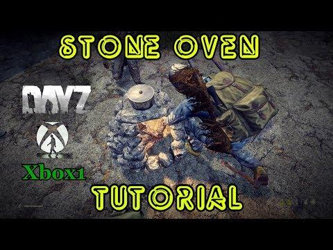 Stone Oven Tutorial / Fireplace - DayZ Xbox One