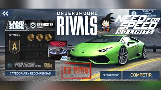 Need For Speed No Limits Android Rivales Clandestino LandSlide 3