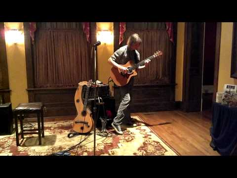 Eric Loy @ The Gennett Mansion