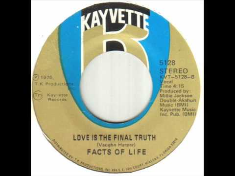 Facts Of Life  Love Is The Final Truthwmv