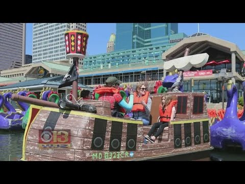 New Attractions Sailing Into Baltimore's Inner Harbor