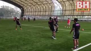 JDT jalani latihan menjelang final Piala FA  Sabtu ini