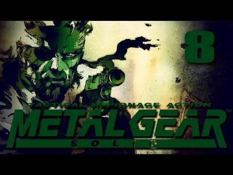 """Metal Gear Solid   En Español   Capítulo 8 """"La torre de comunicaciones"""" + Sorteo!"""