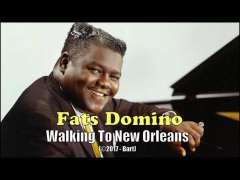 Fats Domino - Walking To New Orleans (Karaoke)