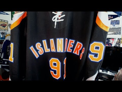 The Jersey History Of The New York Islanders