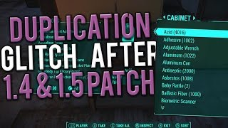 Fallout 4 - NEW & BEST Duplication Glitch AFTER 1.4 PATCH!