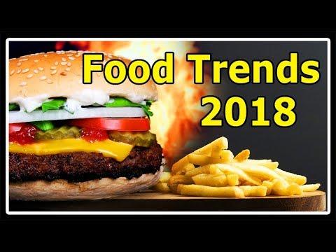 Food Trends 2018 | Dieses Essen kommt dieses Jahr auf die Teller