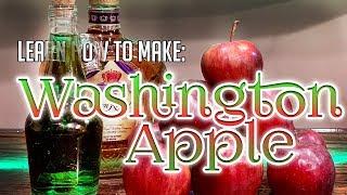 Zu Machen, wie die Washington Apple | AJ Der Barkeeper