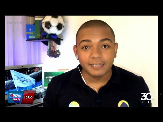 Hora de Esporte - 23 07 2021 - O Povo na TV