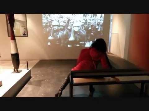 Dança na Mochila -- Musée de L'armée: Hotel National des Invalides