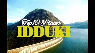 Top 10 Places to Visit in Idukki