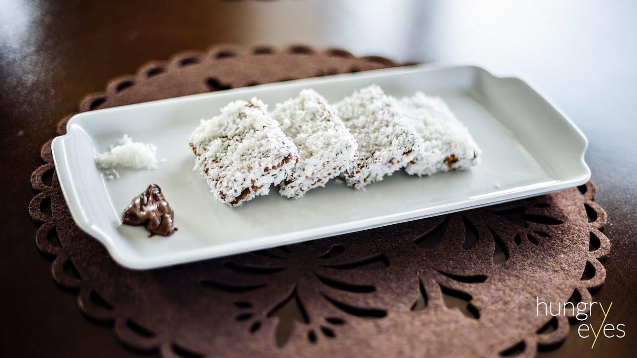 Jak zrobić ciastka z mlekiem kokosowym i Nutellą w prosty sposób